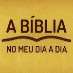 A Bíblia no meu dia a dia - Mateus 5,1-20 - 03/01/2017