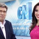 Novidades no telejornal Canção Nova Notícias