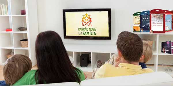 Programação especial para a família Canção Nova