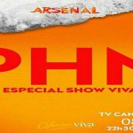 Musical 'Arsenal - as armas da paz' no PHN