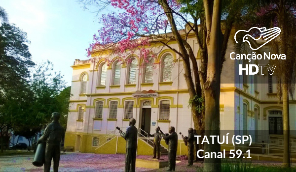 Agora Tatuí (SP) é digital - TV