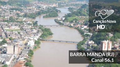 Barra Mansa recebe o sinal digital da TV Canção Nova com o canal 56.1
