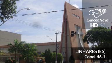 Atenção Linhares/ES a TV Canção Nova agora está no canal digital 46.1
