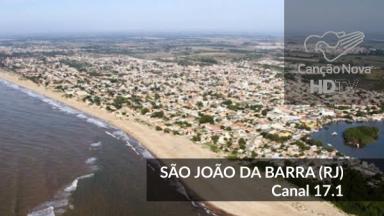 A cidade de São João da Barra agora é digital, sintonize no canal 17.1