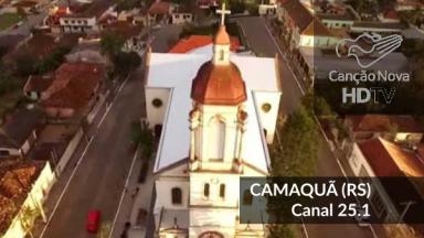 Camaquã no Rio Grande do Sul agora é digital, o novo canal da TVCN é 25.1
