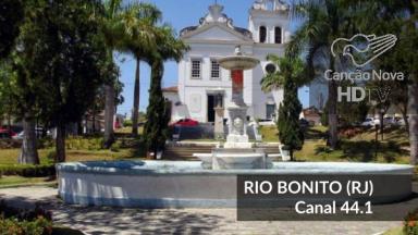 Rio Bonito está recebendo o sinal da TV Canção Nova no novo canal digital 44.1