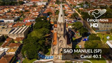 Novo canal digital da TVCN chega a São Manuel / SP
