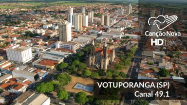 Votuporanga recebe sinal digital da TV Canção Nova