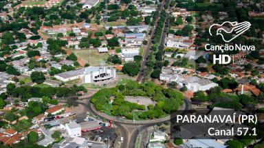 Paranavaí recebe canal digital 57.1 da TVCN