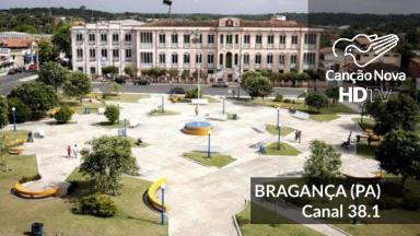 O canal da TVCN em Bragança/PA agora é digital - 38.1