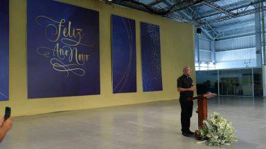Acampamento de Ano Novo reúne milhares de fiéis na Canção Nova