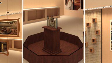 Santuário do Pai das Misericórdias celebra 5 anos com novo espaço para os fiéis