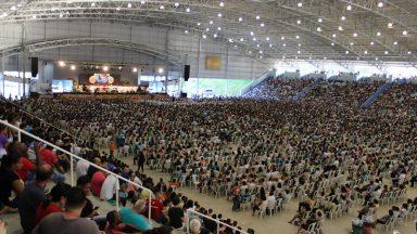 Renovação Carismática Católica realiza encontro anual na Canção Nova