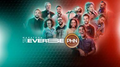 """Canção Nova realiza pela primeira vez """"Maratona Reverse PHN"""""""