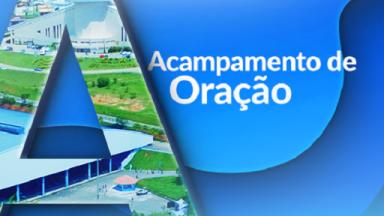 """Padres Adriano Zandoná, Rafael Solano e Sérgio Farias conduzem Acampamento de Oração """"Curados para Amar"""""""