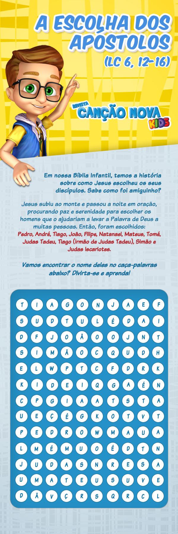 Catequese_passatempo_apostolos