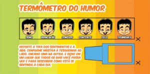 Termômetro do humor