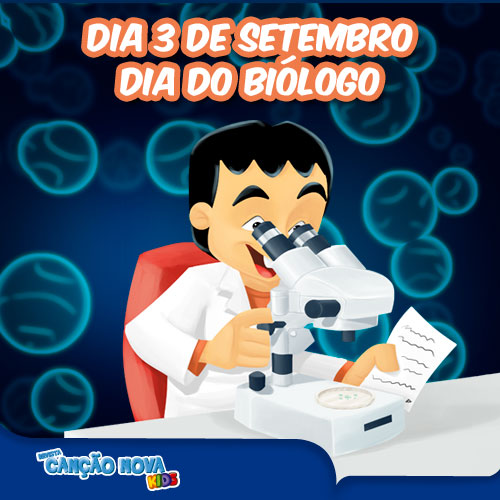 biólogo - criar e brincar