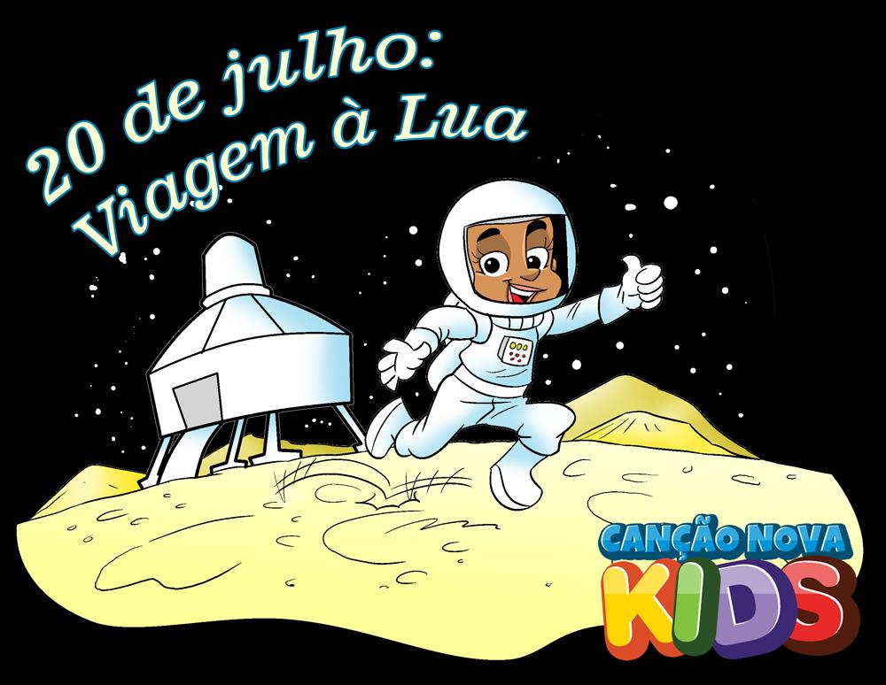 20.07 - Homem a Lua