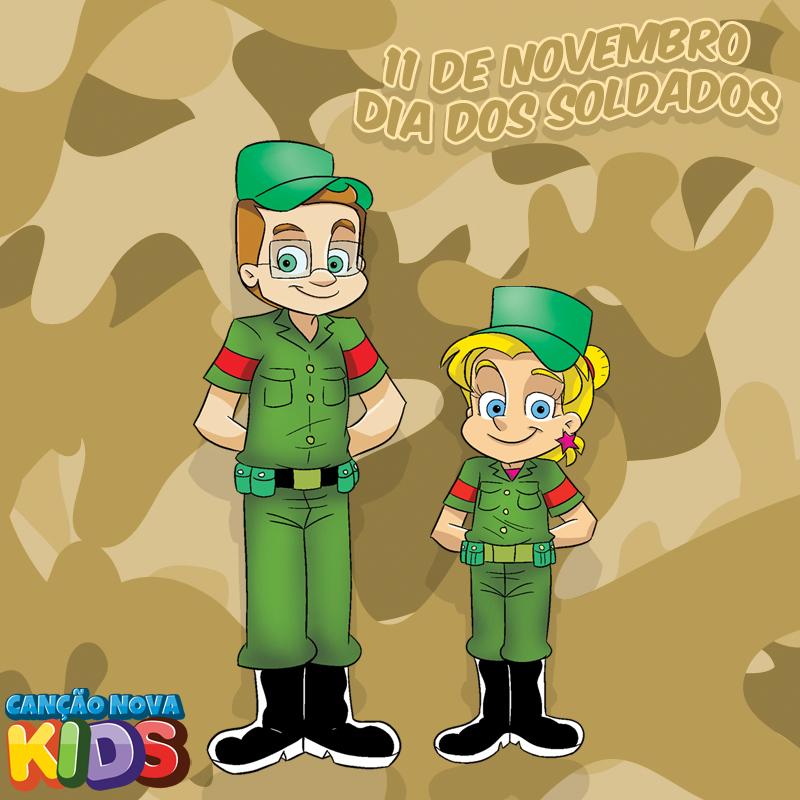 11 de novembro-Dia do soldado