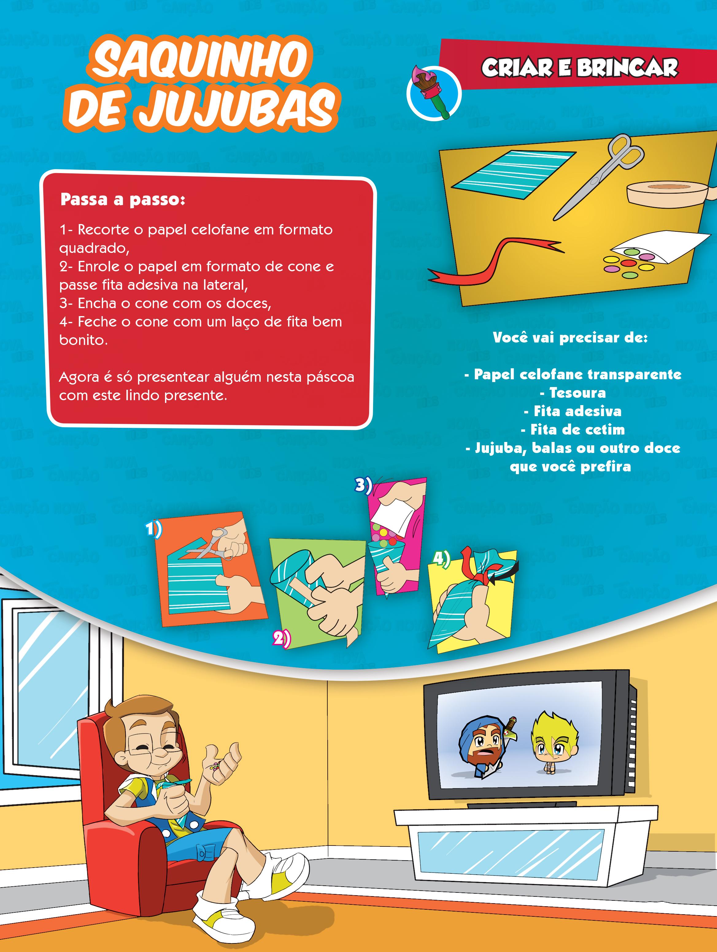 Revista Canção Nova Kids