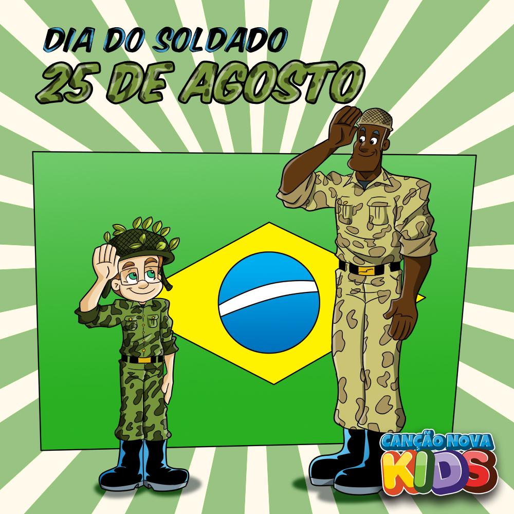 dia do soldado 25