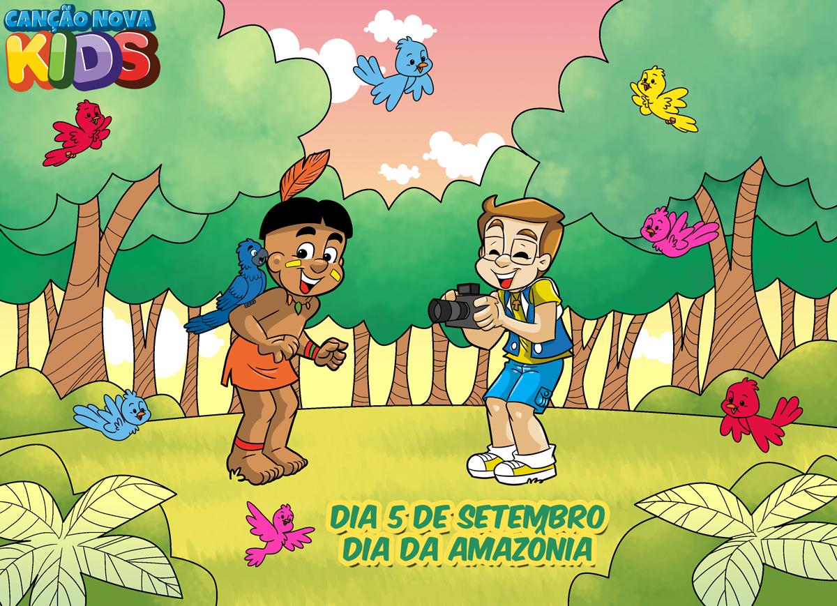 Dia 05 - Dia da Amazônia