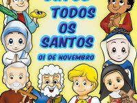 1-11 Dia de todos os Santos DOIS
