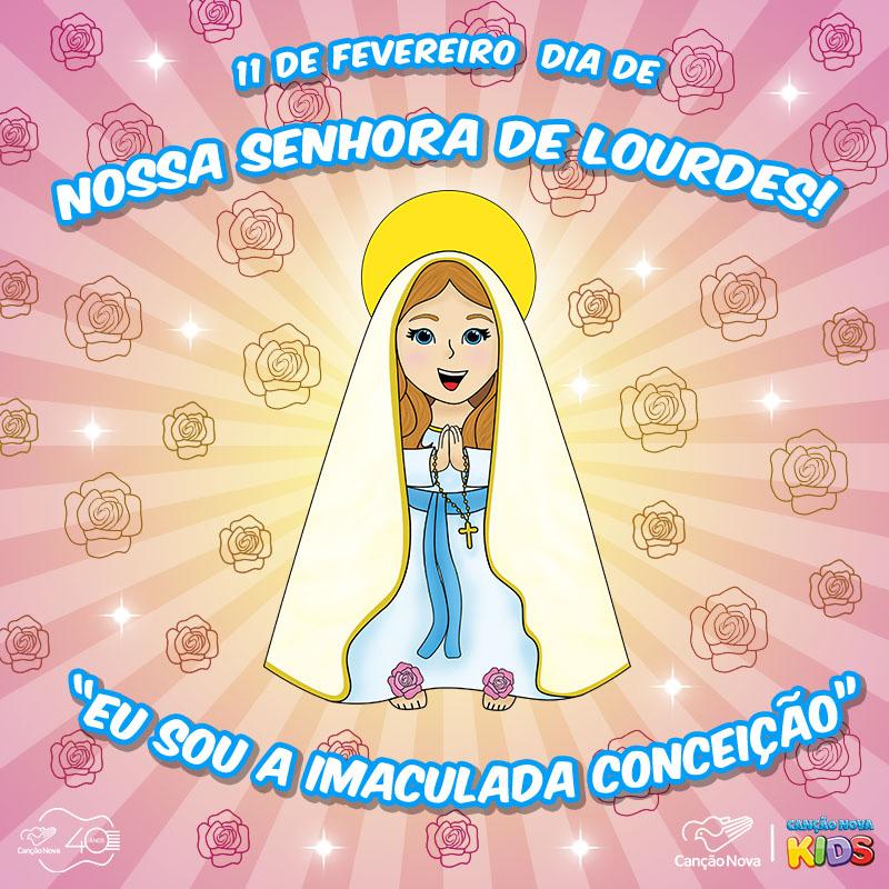 11-02 Nossa Senhora de Lourdes