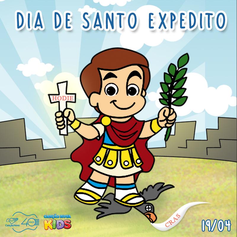 19-04 Dia de Santo Expedito