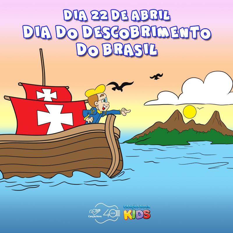 22-04 Descobrimento do Brasil