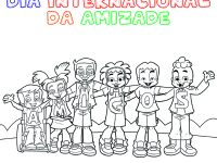 30-07 Dia Internacional da amizade