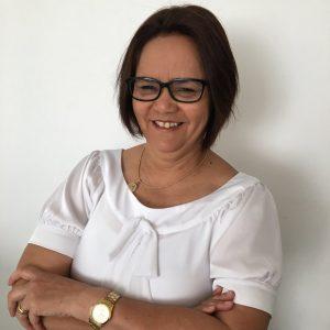 Vera Lúcia Reis está como atual Formadora Geral da Comunidade Canção Nova (Gestão: 2019-2021).