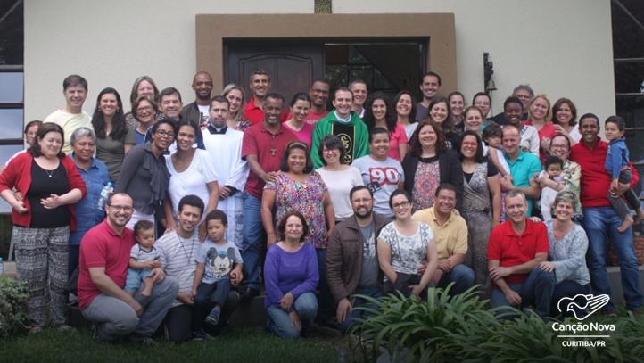 Membros da Canção Nova - Curitiba (PR)