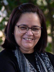 Vera Lúcia Reis está como atual Formadora Geral da Comunidade Canção Nova (Gestão: 2021-2026)