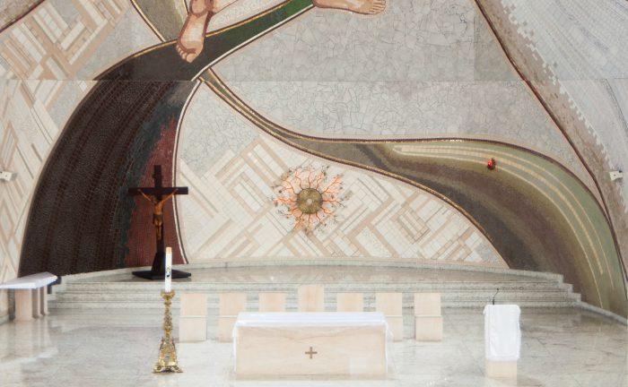 Presbitério (Foto: Larissa Ferreira/cancaonova.com)