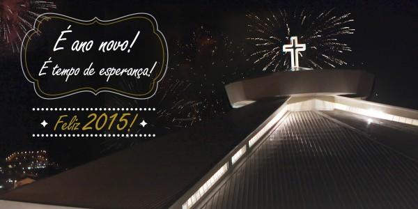 Ano Novo Santuário