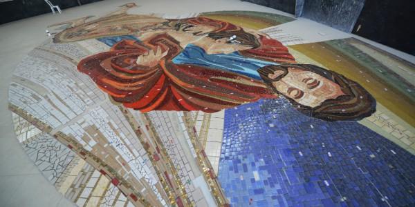 Mosaico do Santuário
