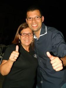 Testemunho Maria Pinheiro