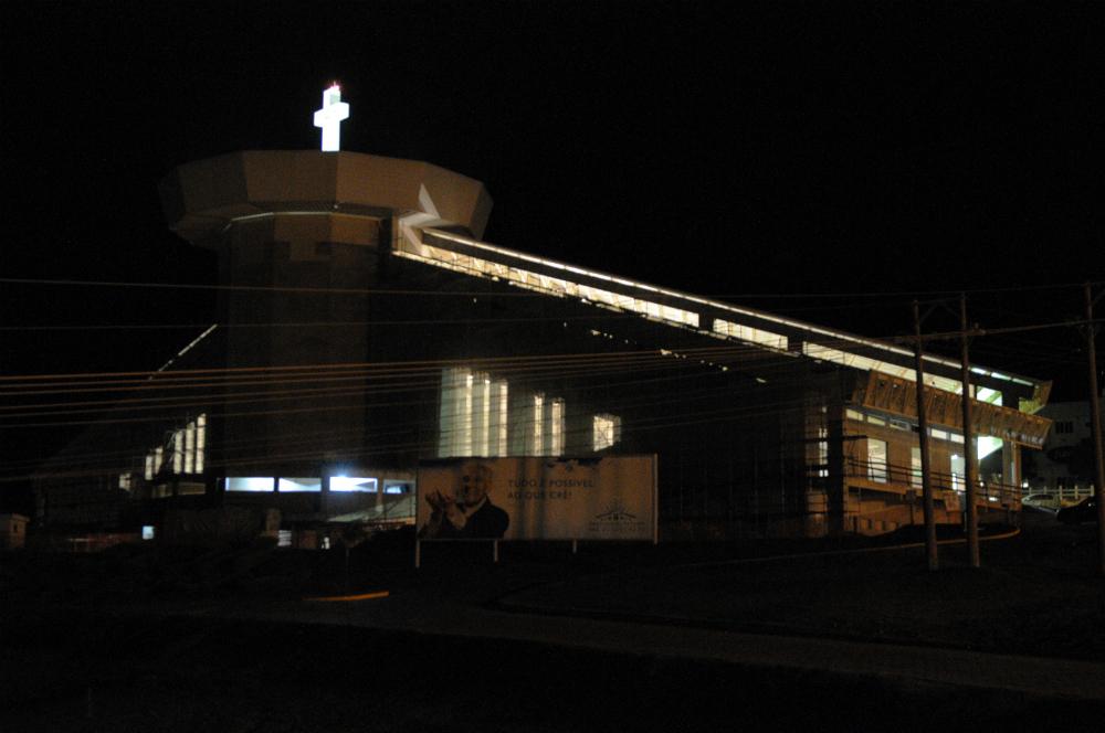 Primeira vigília do Santuário do Pai das Misericórdias
