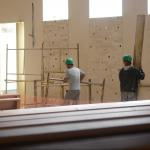 Mudança local de missa - Retomada da Iluminação no Santuário