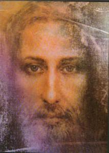 face de jesus