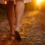 Os dois pés fixos em Jesus Cristo