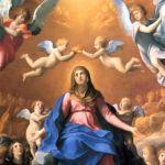 Maria Rainha nossa, Medianeira no Céu