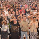 Vicentinos celebram a Eucaristia no Santuário do Pai das Misericórdias