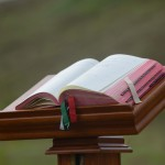 Série de homilias para meditação no mês da Bíblia