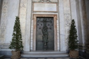 Porta Santa do Vaticano