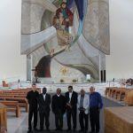 Cardeal, bispo e ministro de Cabo Verde visitam Santuário do Pai das Misericórdias