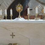 Adoração Eucarística no Santuário