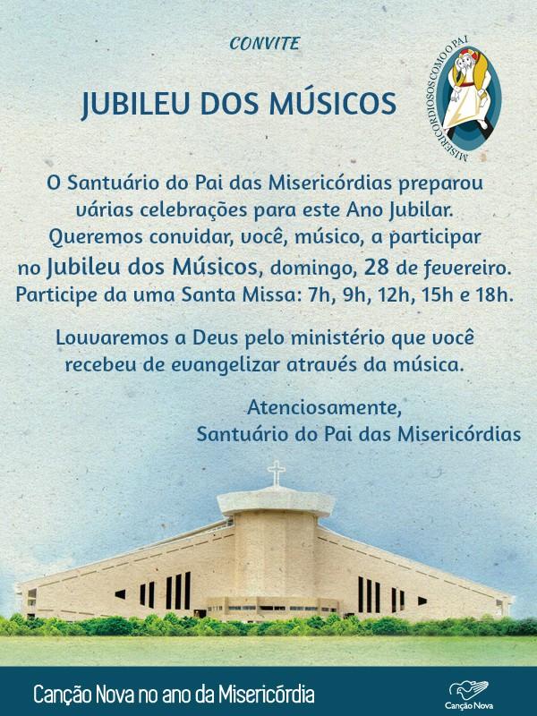Jubileu dos Músicos